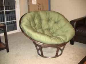 pier 1 papasan chair review