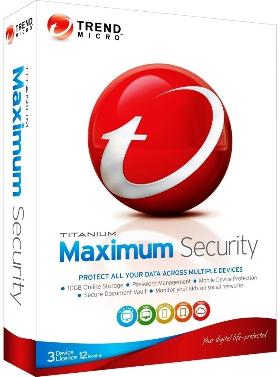 trend micro titanium antivirus review