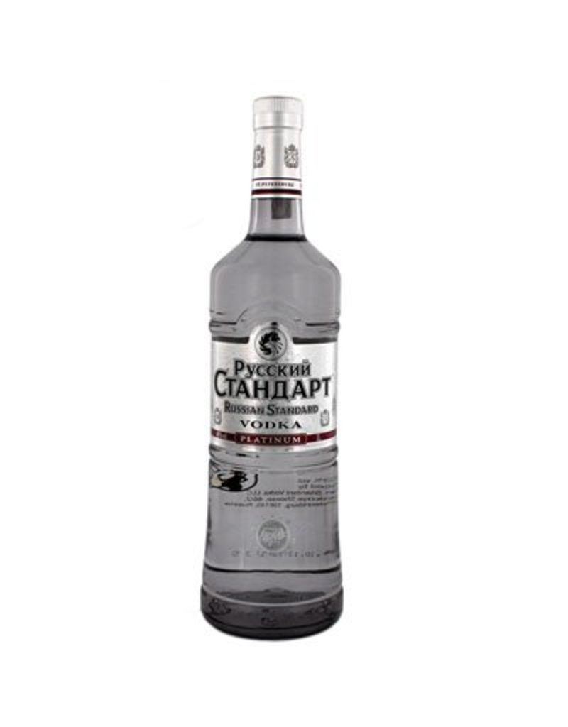 russian standard platinum vodka review