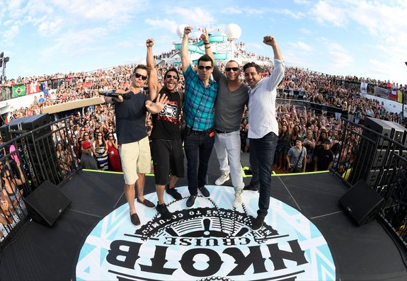 new kids on the block cruise review