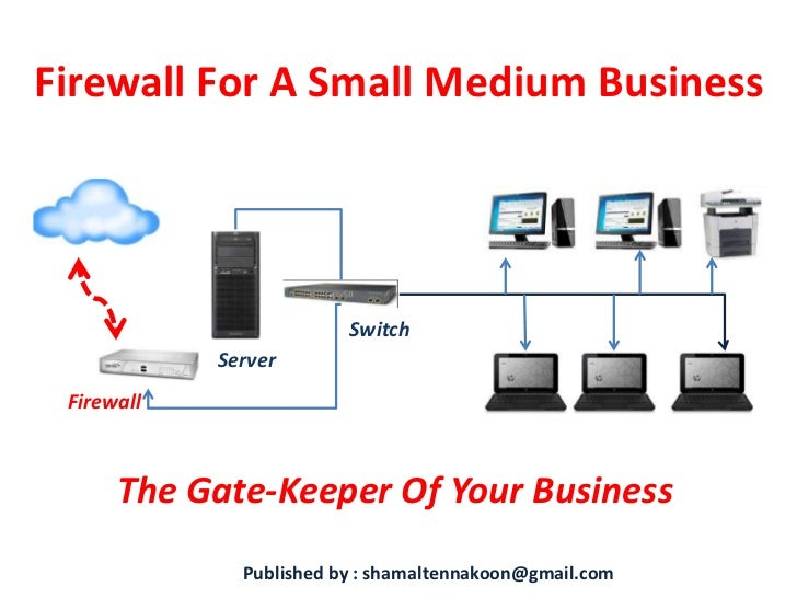 small business hardware firewall reviews
