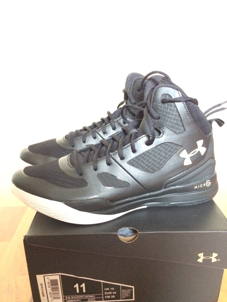 under armour lightning 4 review