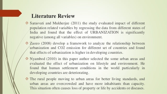 literature review on classroom environment