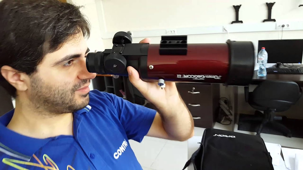 orion goscope ii 70mm review