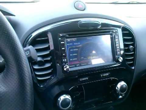 nissan juke sound system review