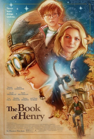 the book of henry book review