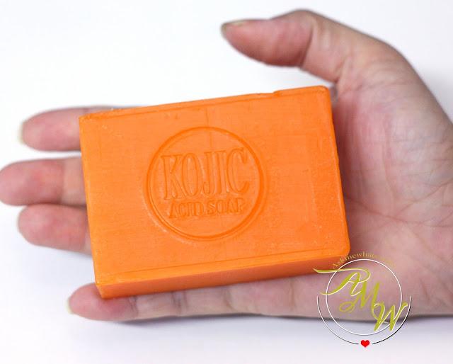 kojic acid soap reviews philippines