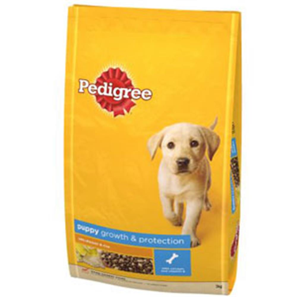 pedigree puppy growth and protection review