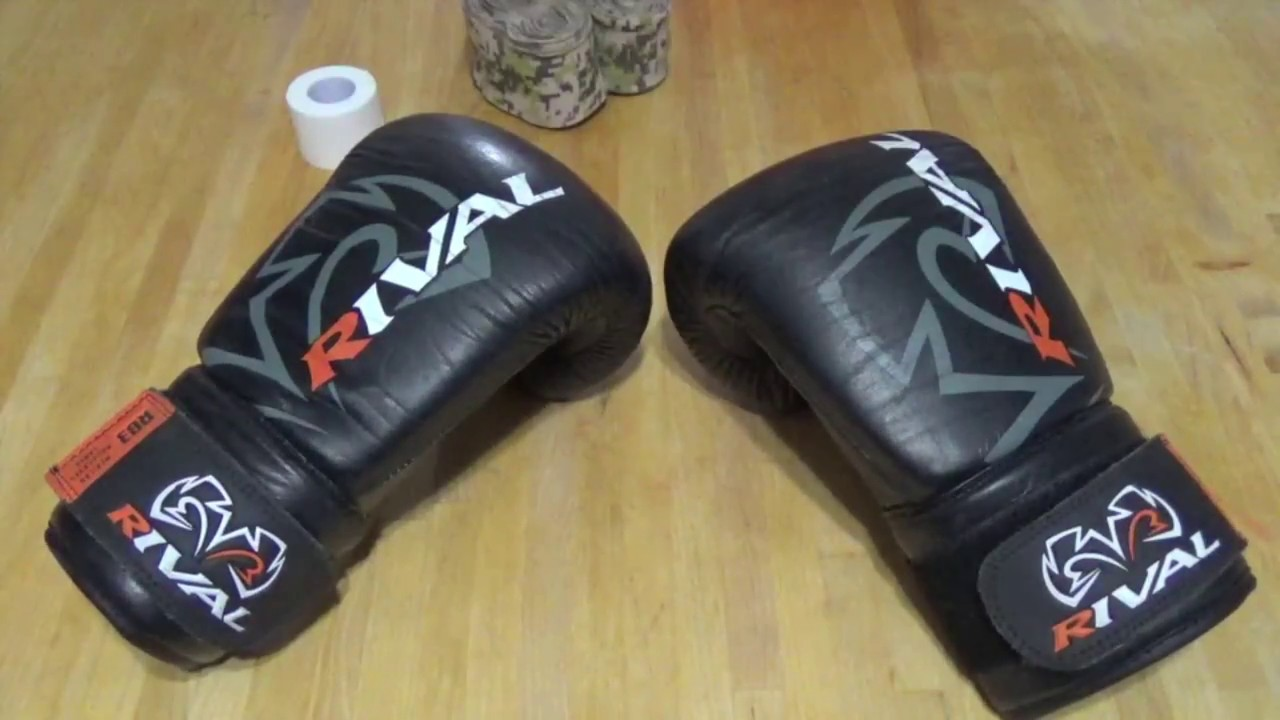 rival econo bag gloves review