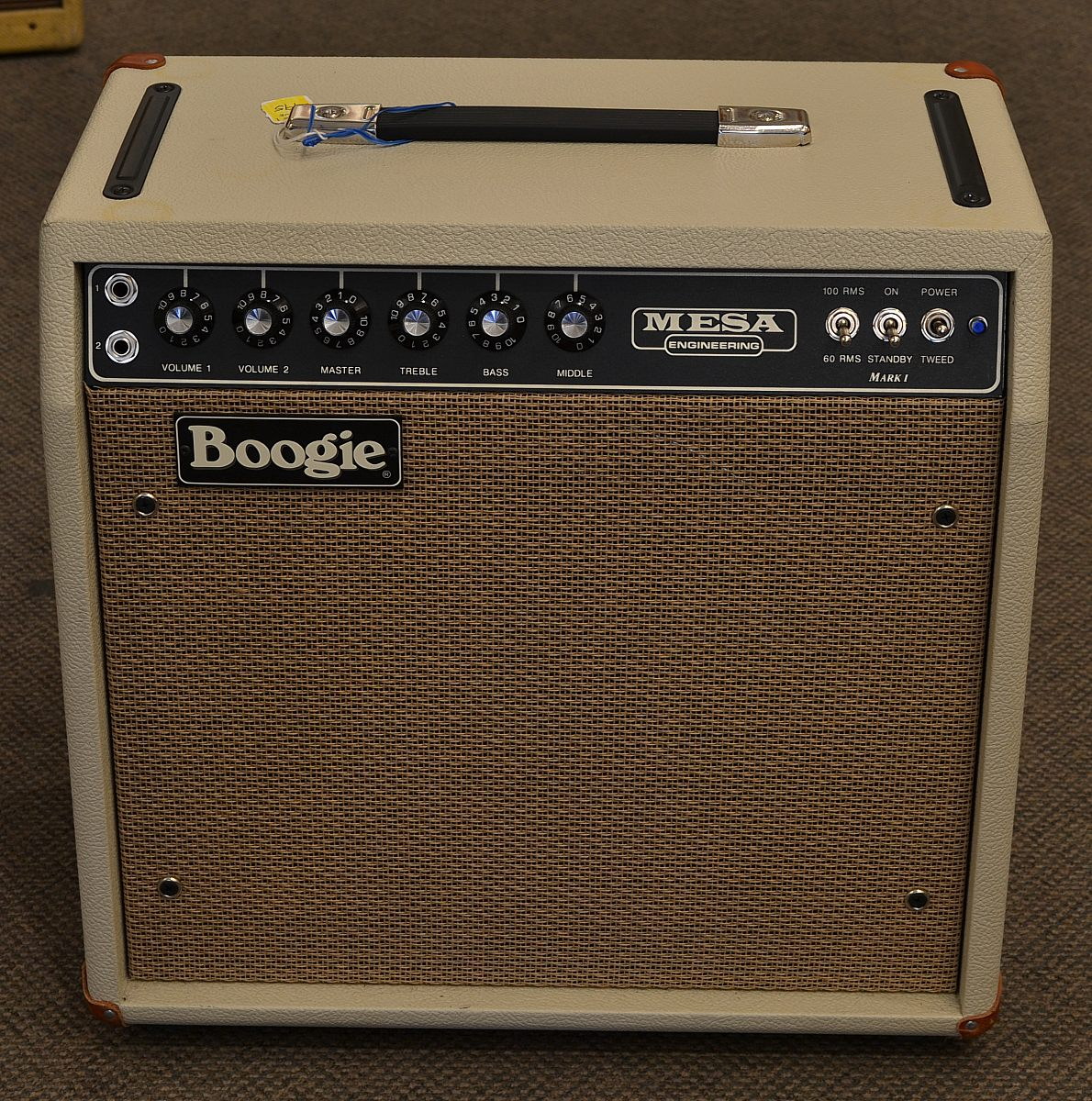 mesa boogie mark 1 review