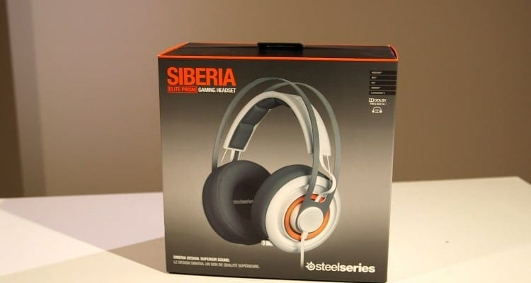 steelseries siberia elite prism gaming headset review