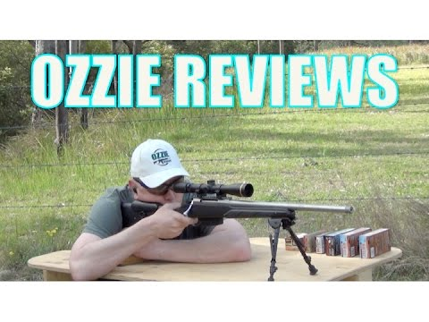tikka t3 super varmint review