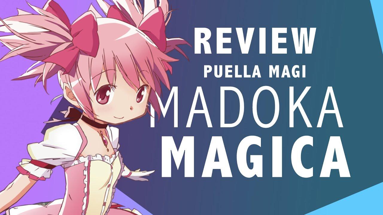 puella magi madoka magica review