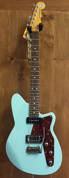 reverend guitars double agent review