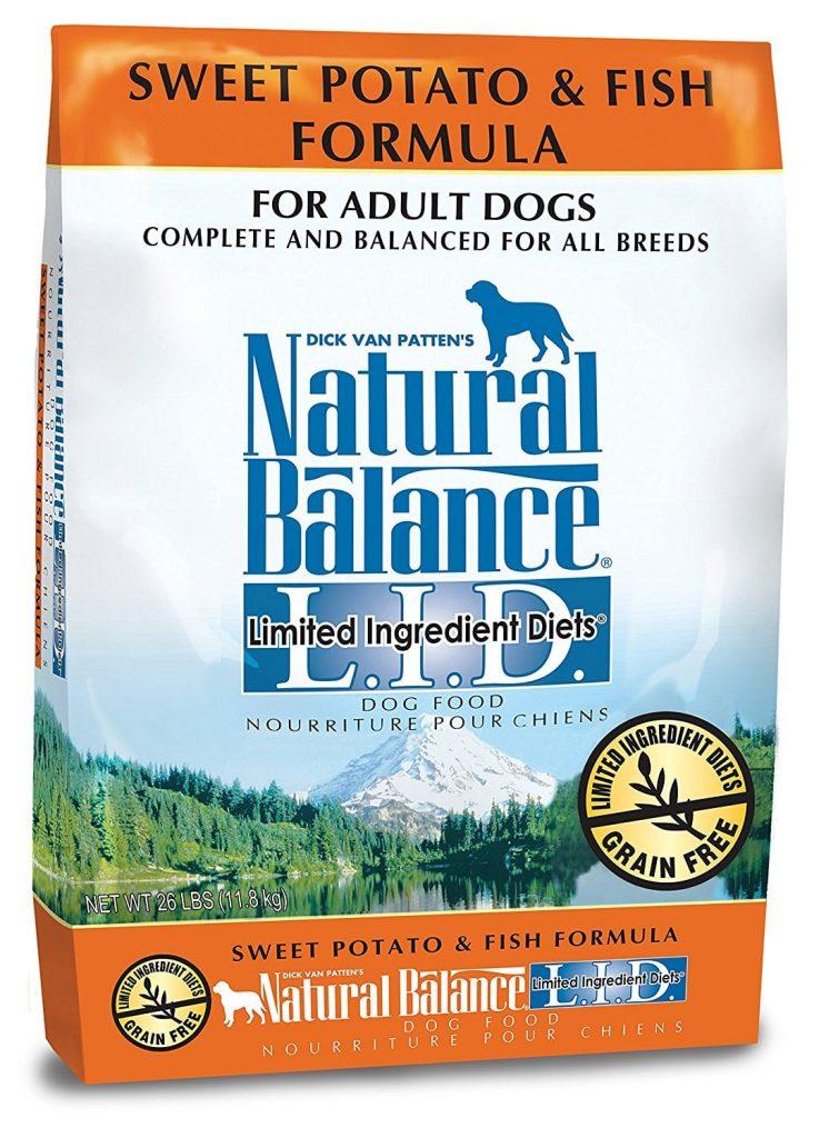 natural balance dry dog food reviews