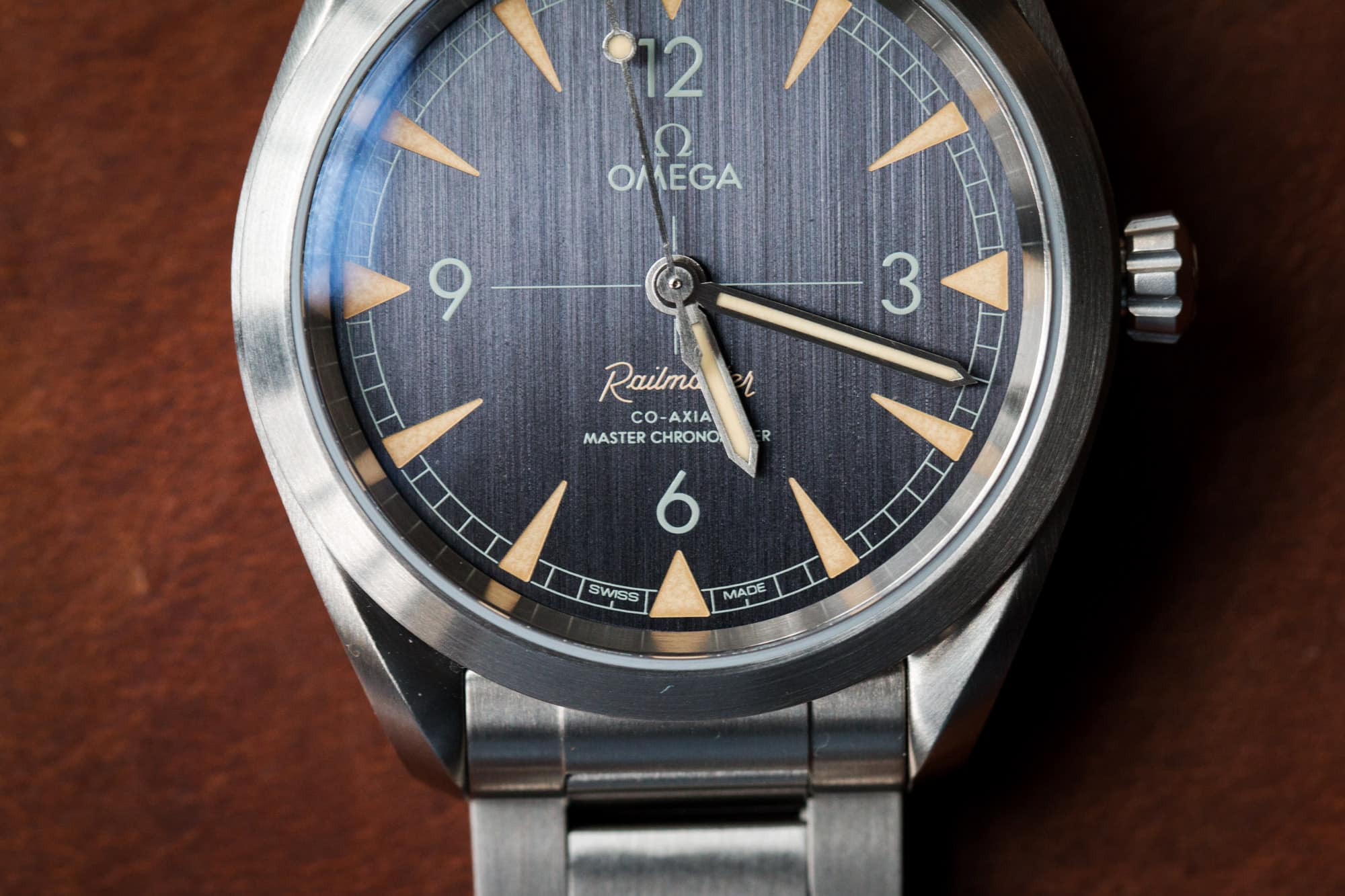 omega seamaster aqua terra master co axial review
