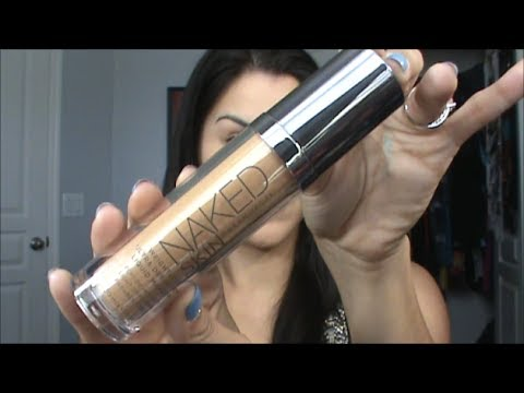 reviews on urban decay naked foundation