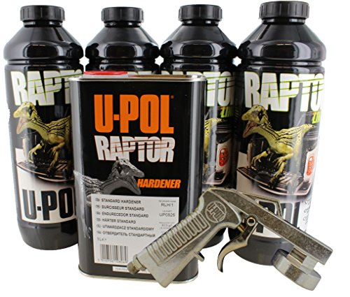 truck bed liner spray paint reviews