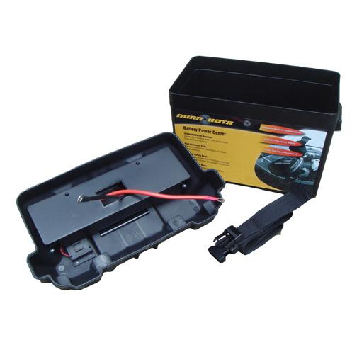 minn kota battery box review