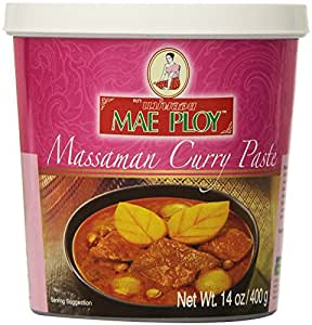 mae ploy red curry paste review