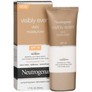neutrogena combination skin moisturizer review