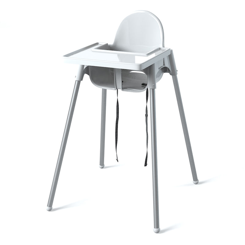 ikea antilop high chair review
