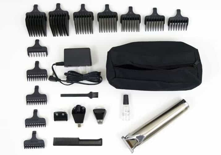 wahl stainless steel lithium ion beard trimmer review