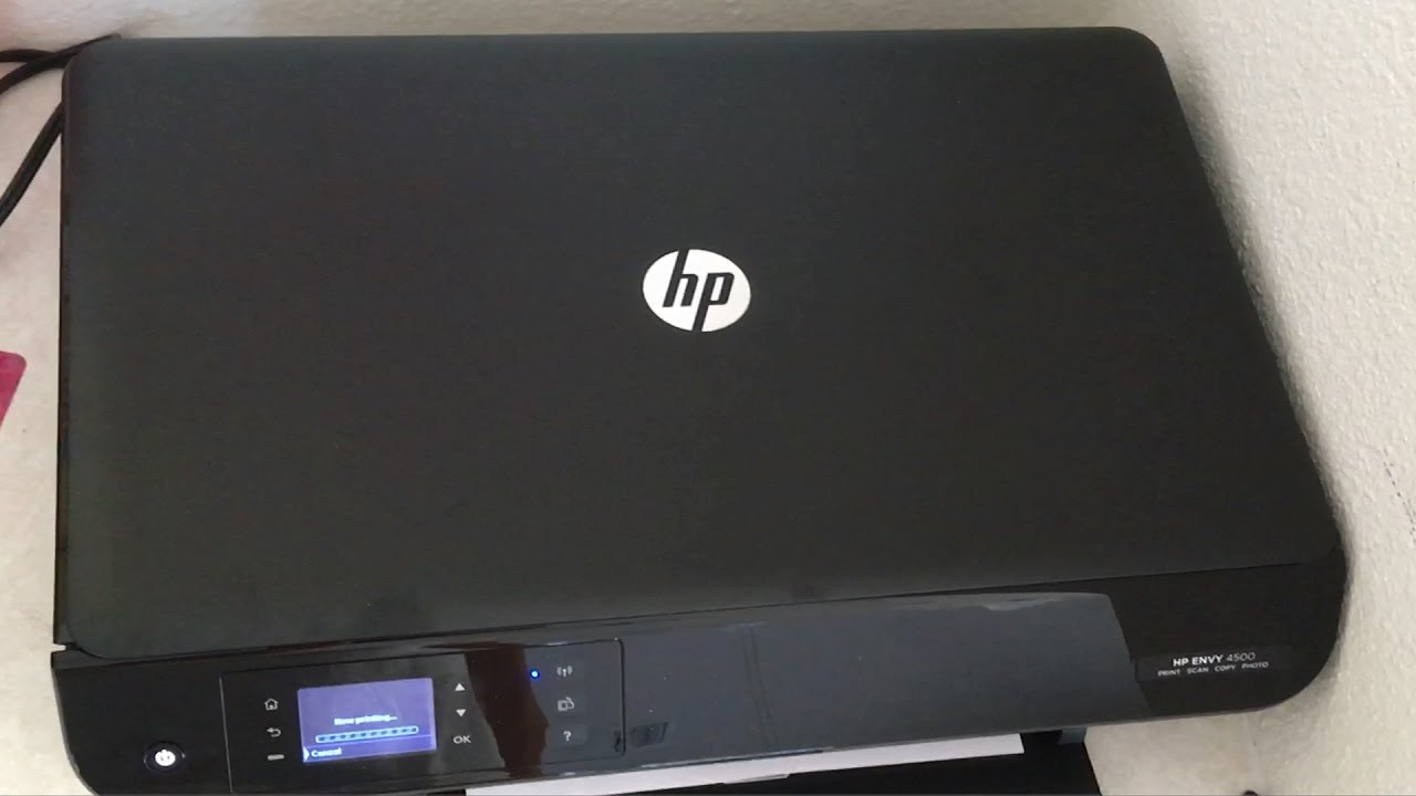 hp envy 4500 wireless review