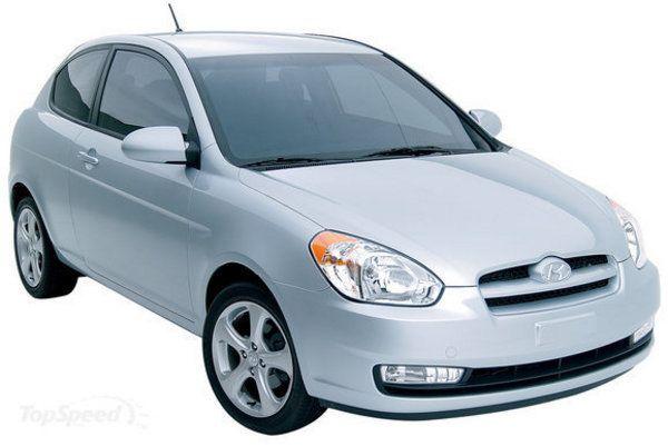 hyundai accent gs hatchback review
