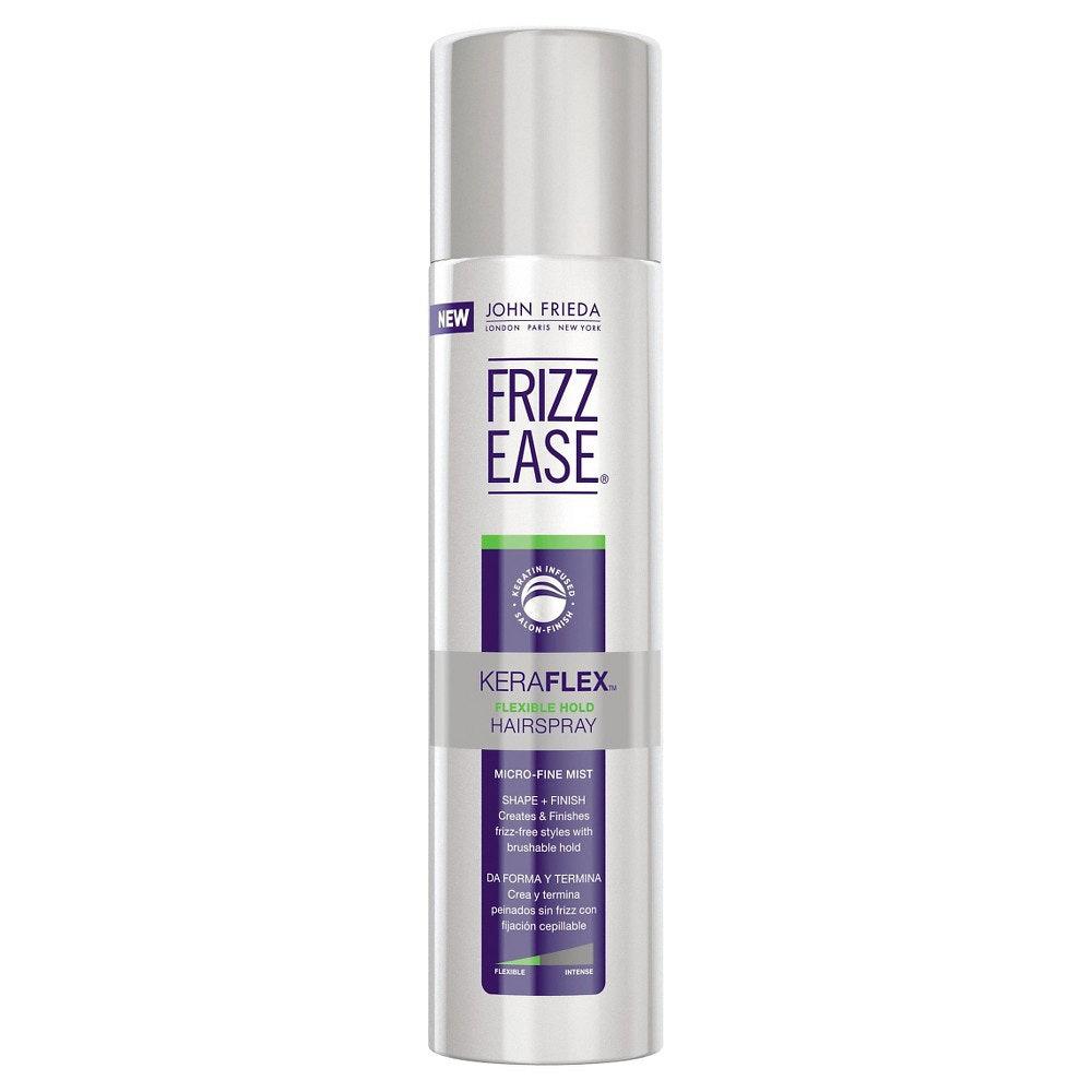 john frieda frizz ease hair spray review