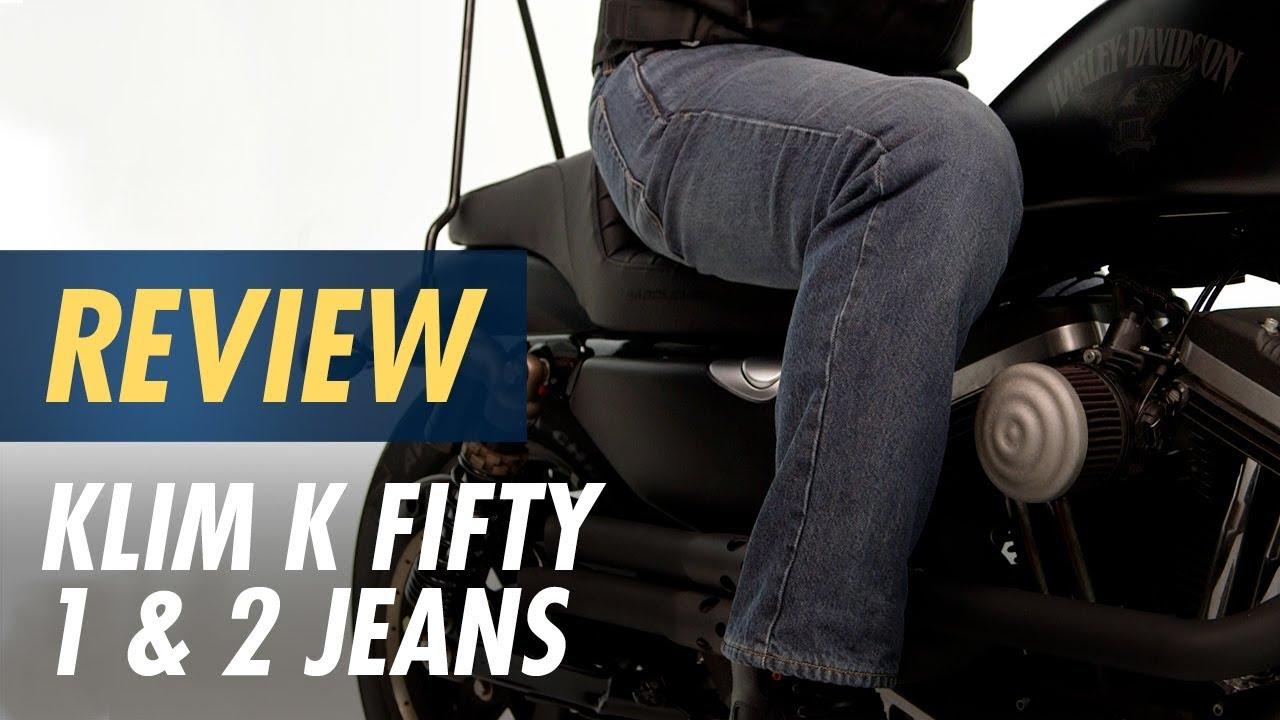 klim k fifty 1 denim riding pants review
