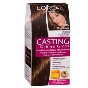 l oreal paris casting creme gloss review