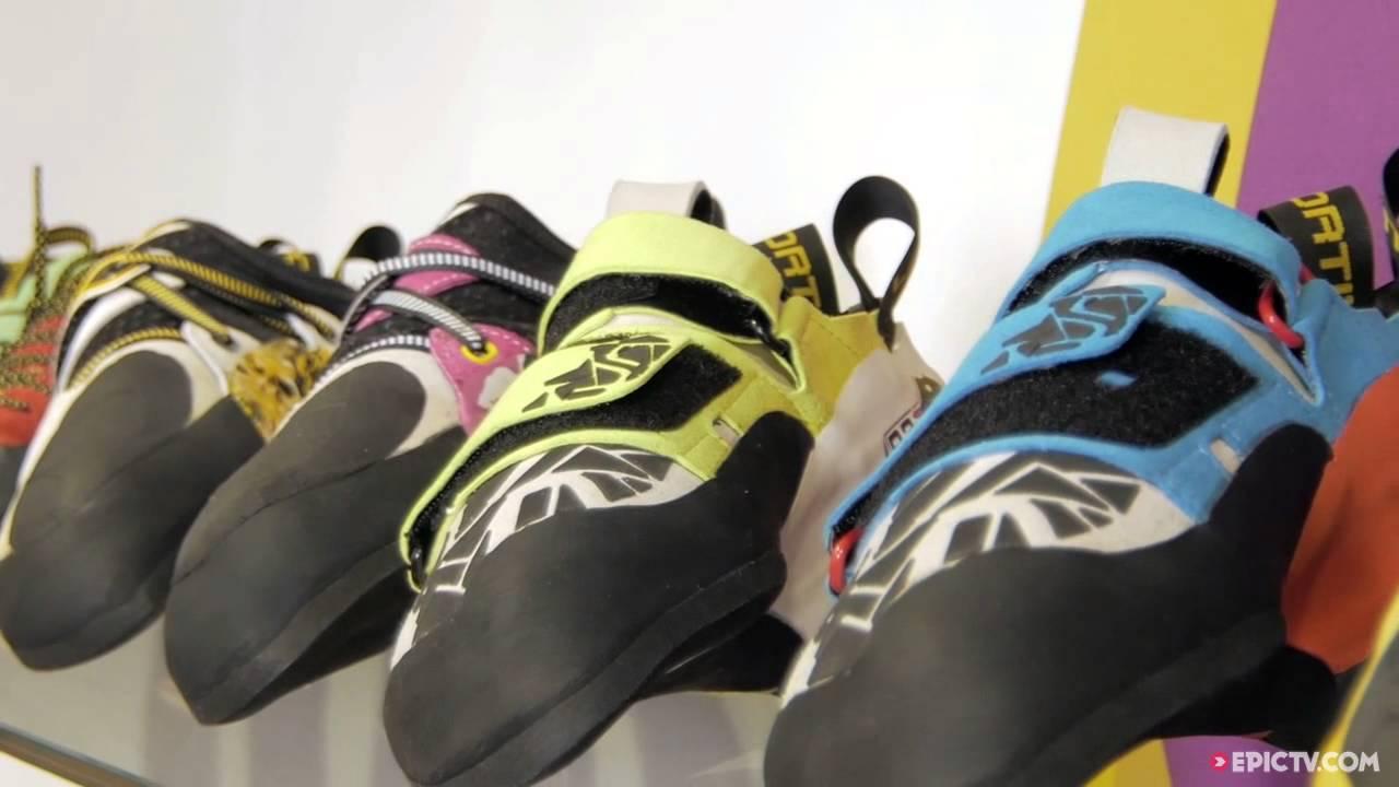 la sportiva climbing shoes review