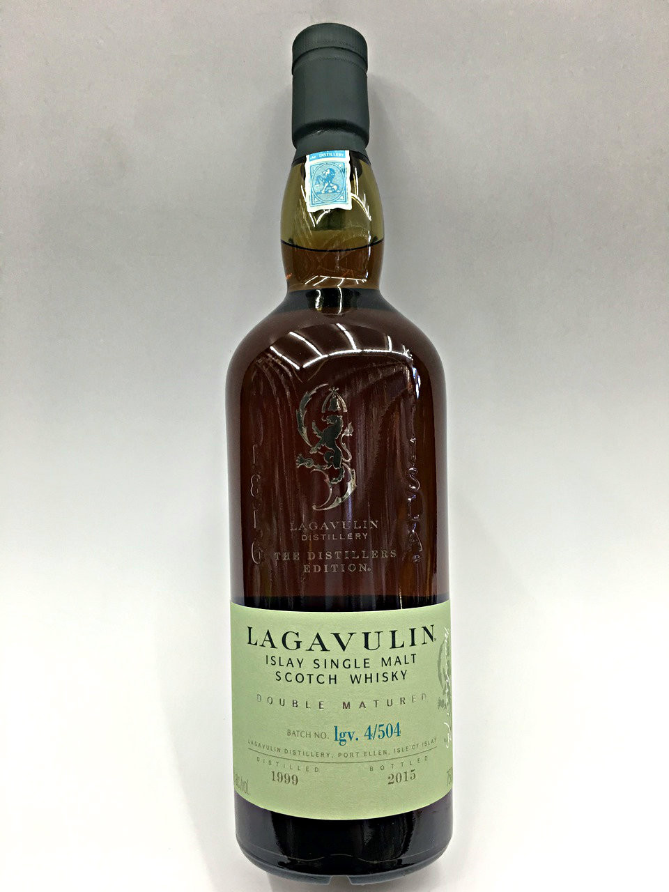lagavulin distillers edition 2015 review