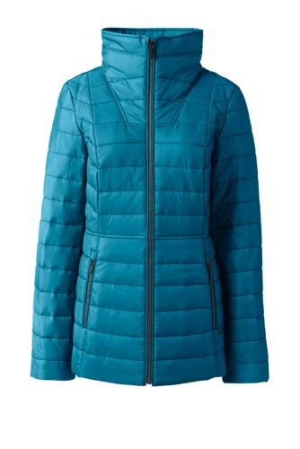 lands end primaloft packable jacket review