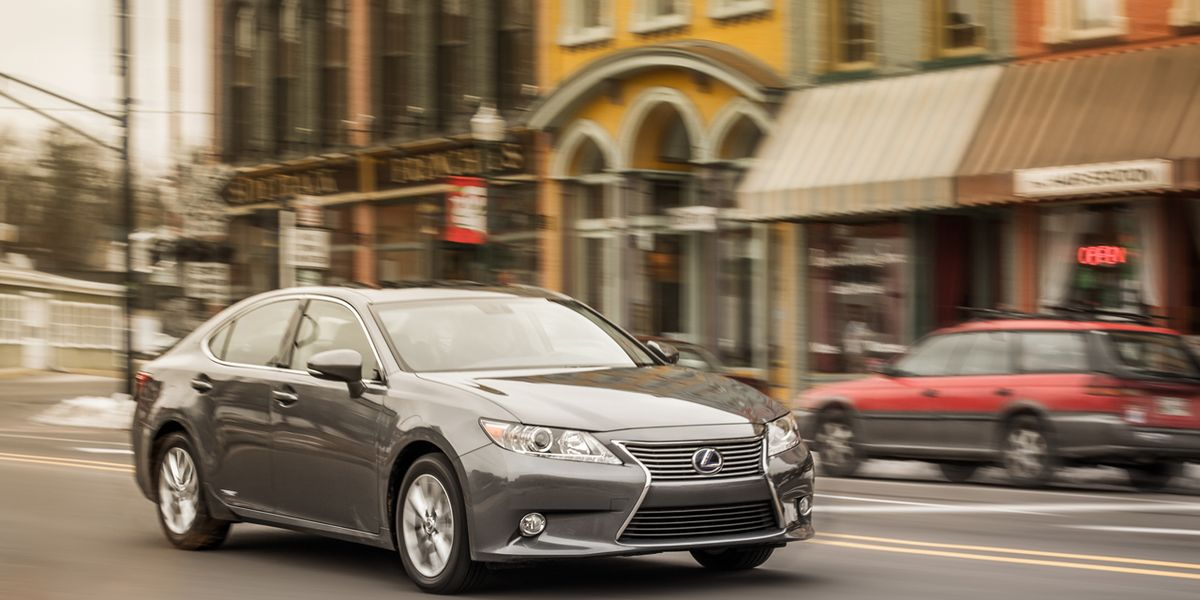 lexus es 300 hybrid review