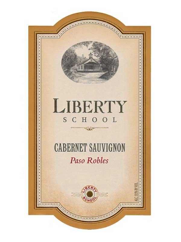 liberty school cabernet sauvignon 2013 review