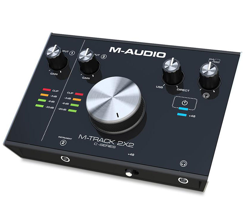 m audio m track usb interface review