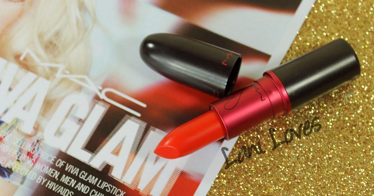 mac viva glam 1 review