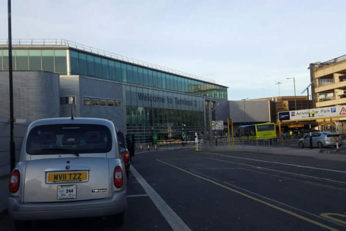 manchester airport taxi service reviews