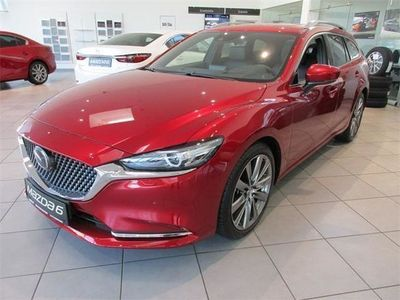 mazda 6 2.2 d sport review