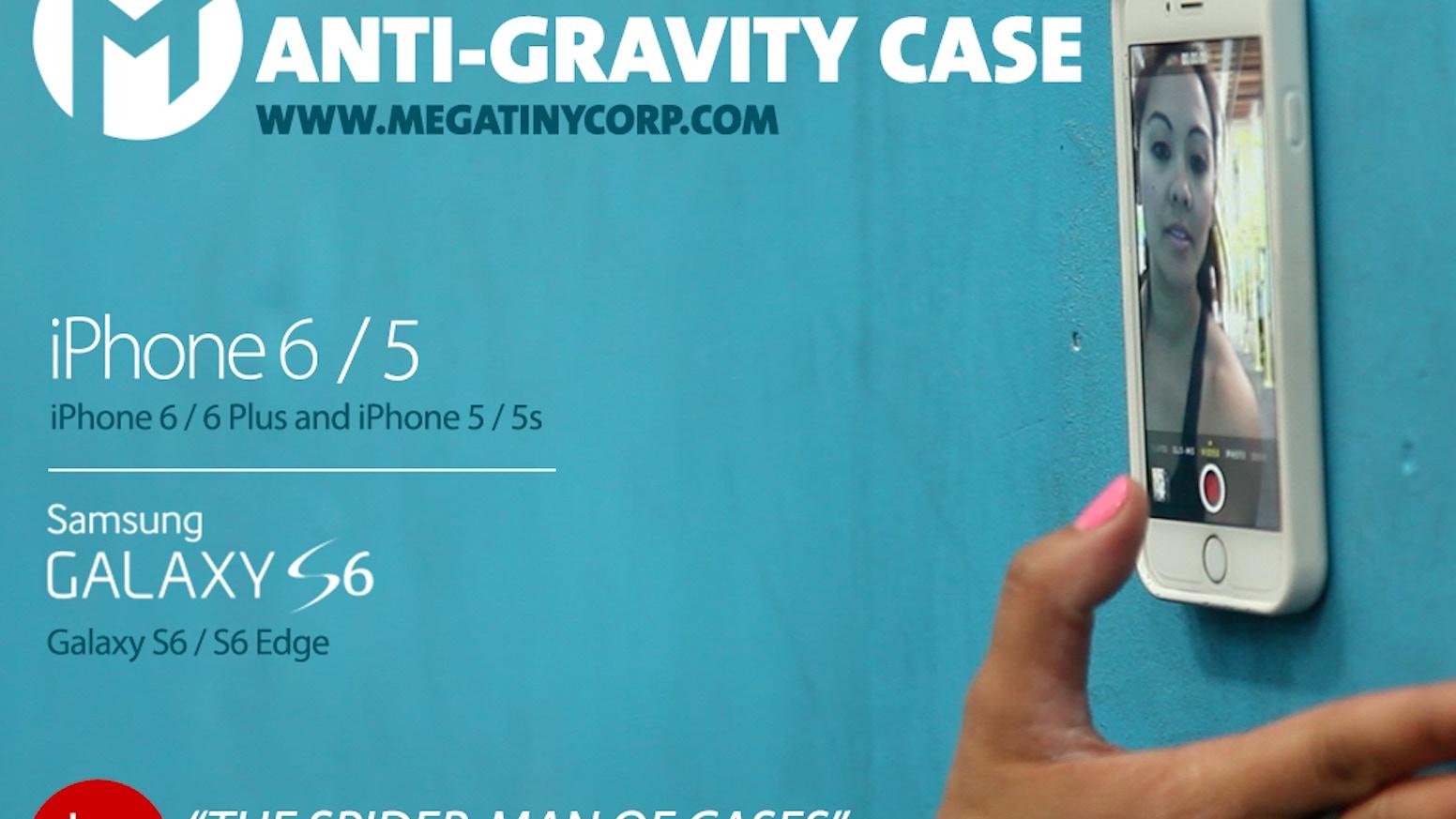 mega tiny anti gravity case review