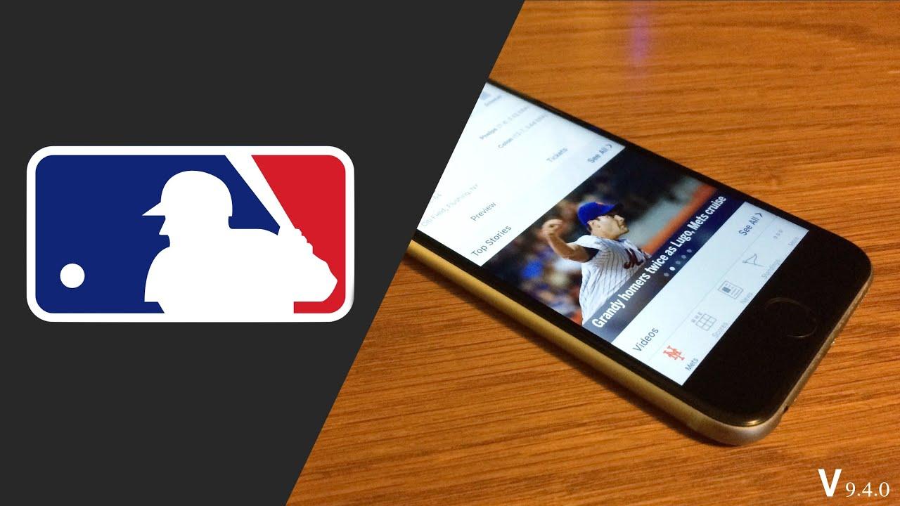 mlb at bat app review