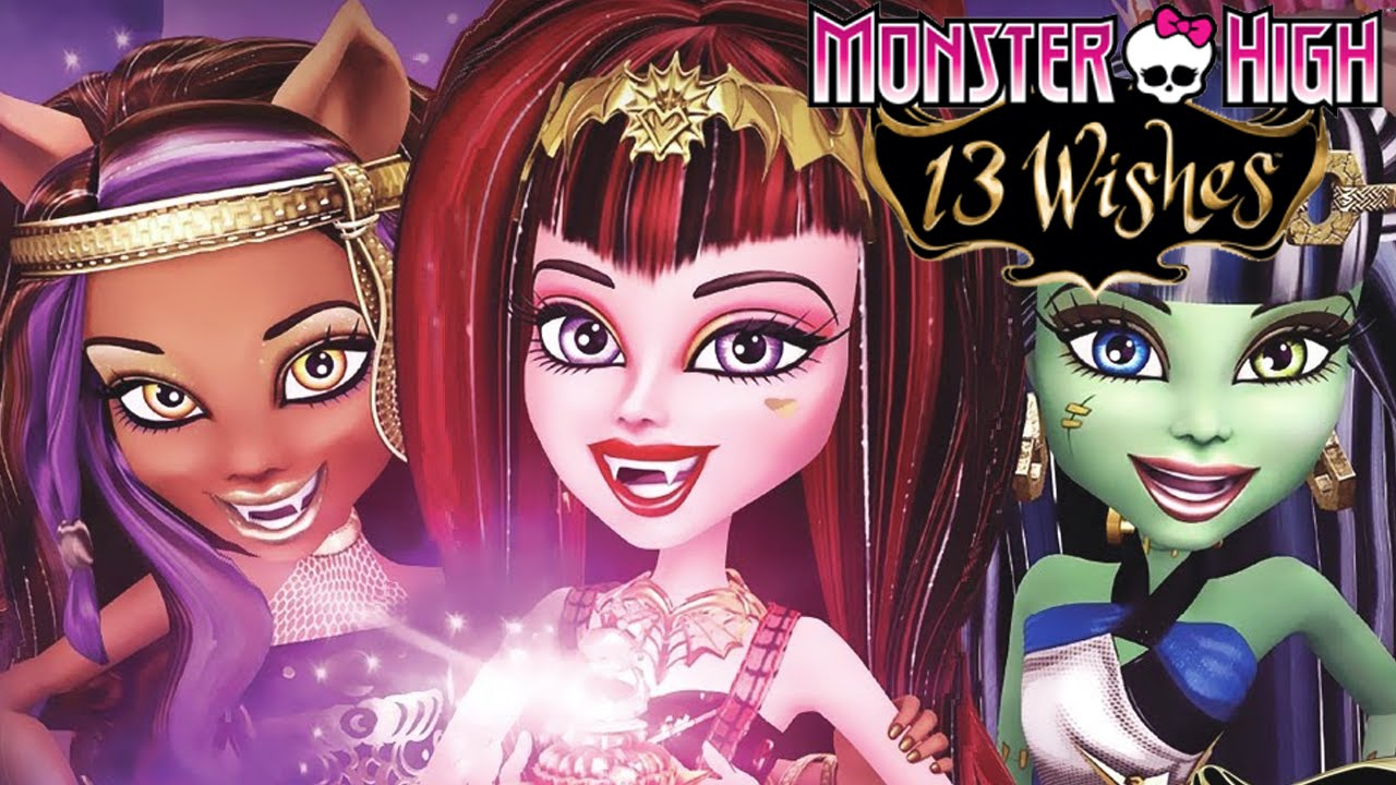 monster high 13 wishes game review