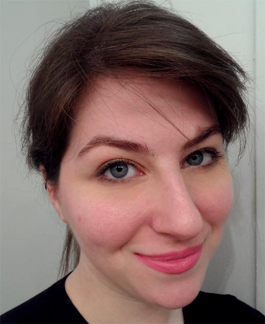 nyx matte lipstick audrey review