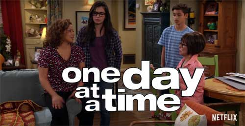 one day at a time review