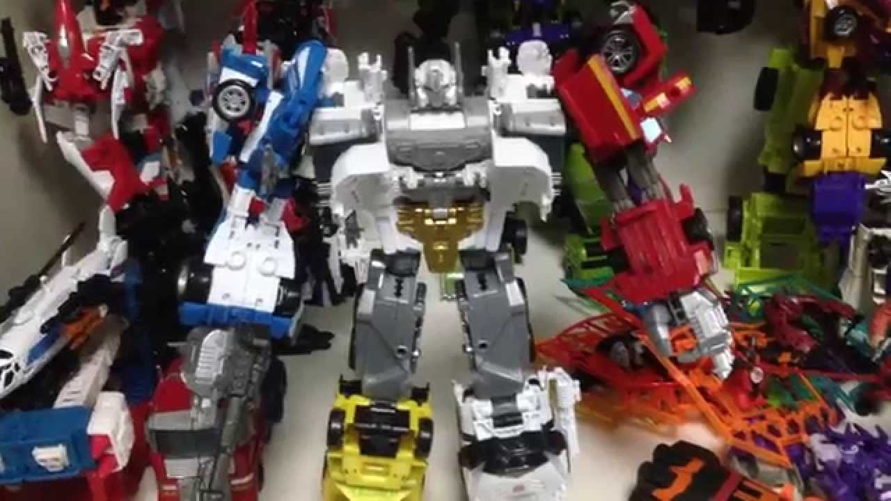 optimus maximus combiner wars review