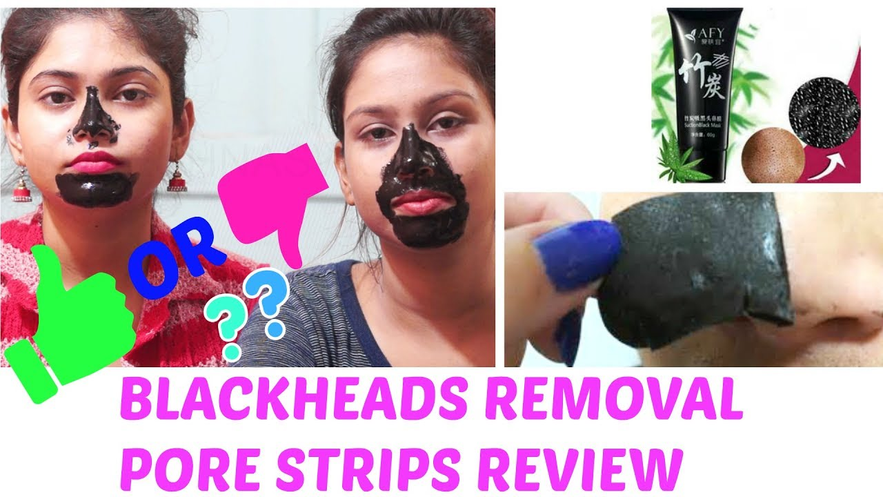 origins charcoal mask review blackheads