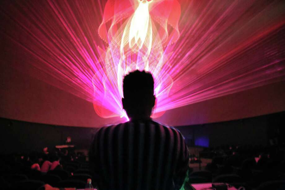 pacific science center laser show reviews