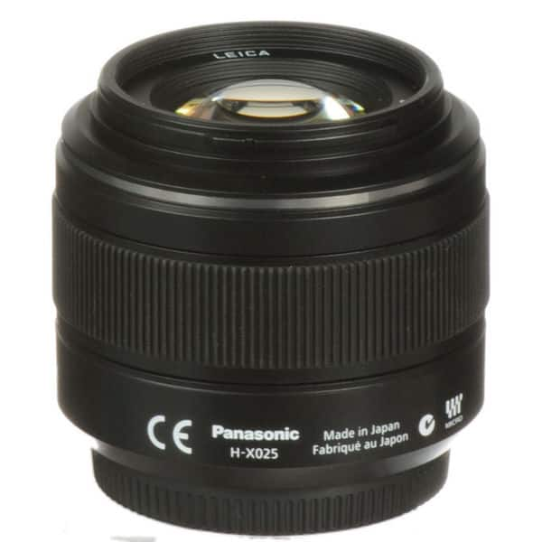 panasonic summilux 25mm f 1.4 review
